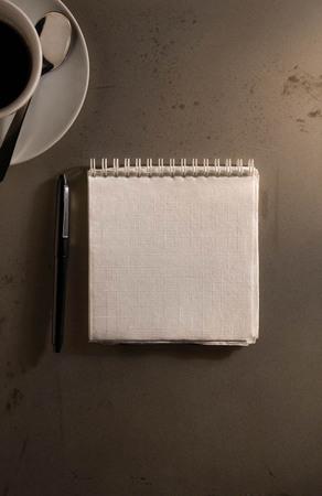 Блокнот-салфетка. Изображение № 1.