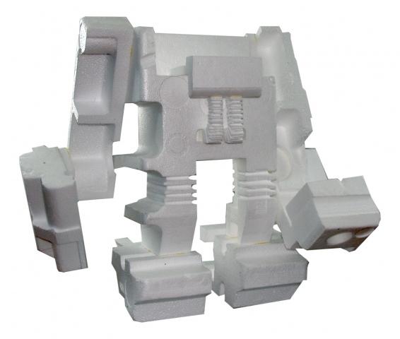 Роботы изпенопласта Майкла Салтона. Изображение № 5.
