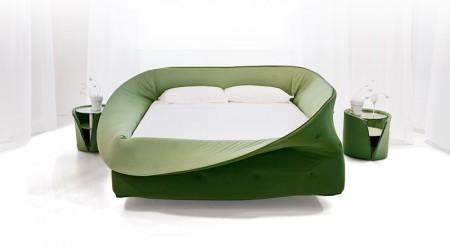 Кровать с мягкими краями. Изображение № 2.