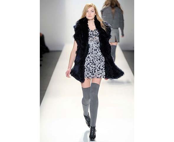 Неделя моды в Нью-Йорке: второй день. Изображение № 56.