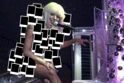 Lady Gaga представила мобильный принтер Polaroid. Изображение № 3.