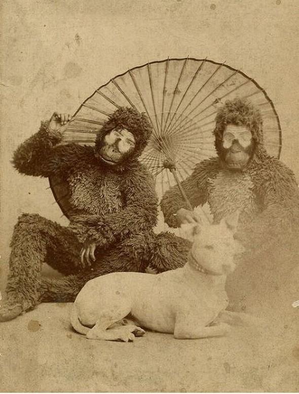 Странные и непонятные ретро фотографии. Изображение № 2.