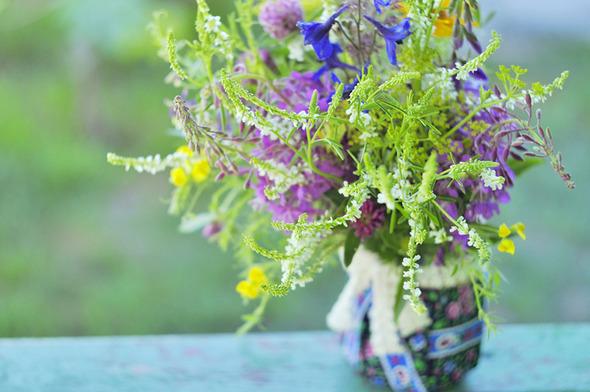 Симпатичные баночки-вазочки-подсвечники.. Изображение № 8.