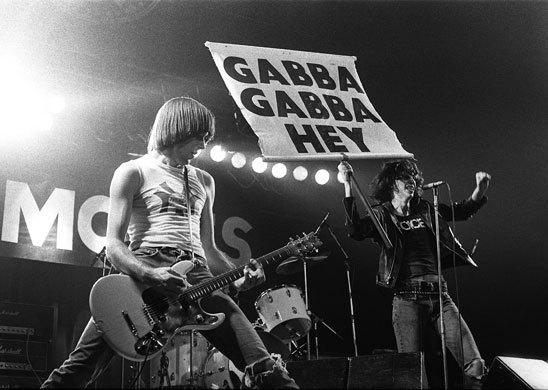 Говард Барлоу – рок-фотограф. Изображение № 11.