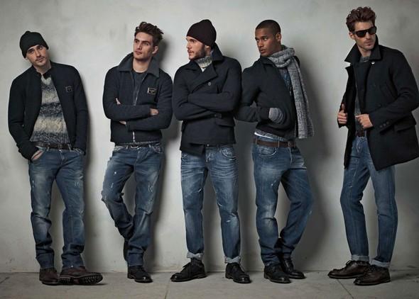 Лукбук: Dolce & Gabbana FW 2011 Men's. Изображение № 26.