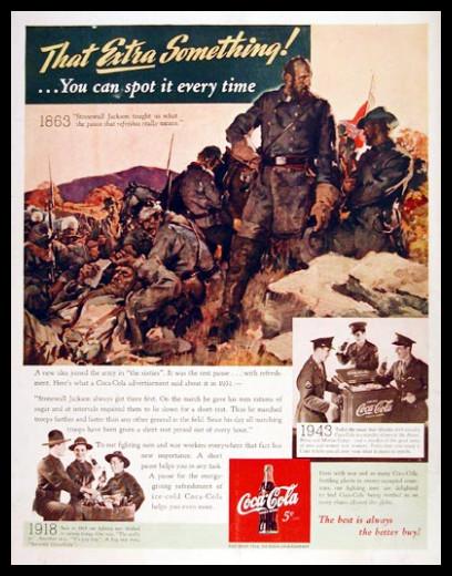 Изображение 27. Coca-cola – История бренда, история рекламы.. Изображение № 27.