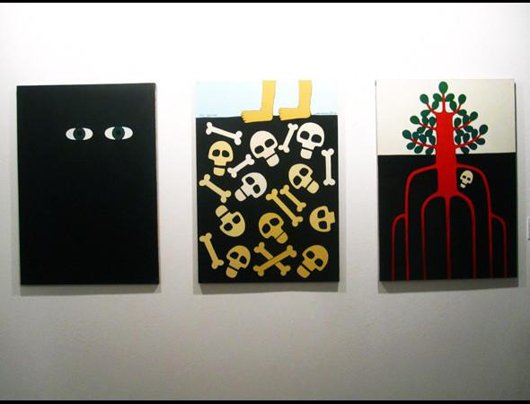 """Выставка в деталях: Молодые художники на """"Сегодня/Завтра"""". Изображение № 22."""
