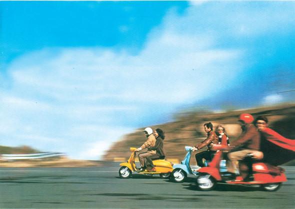 Изображение 5. Lambretta: история одного мотороллера.. Изображение № 5.