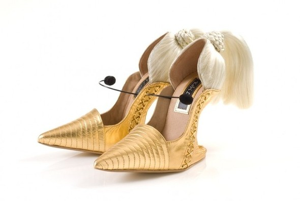 Новый дизайн обуви от Kobi Levi. Изображение № 1.