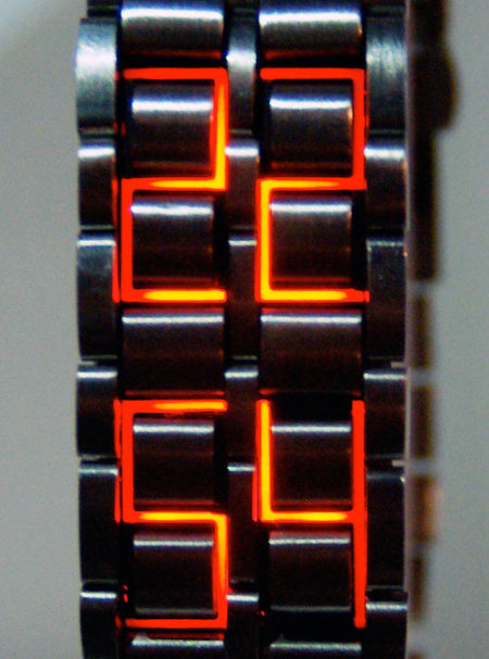 Часы отHironao Tsuboi. Изображение № 2.