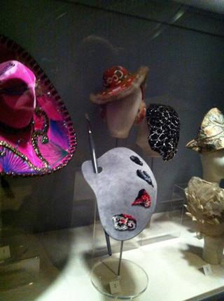 Шляпка-одуванчик для выставки великого шляпника Стивена Джонса. Изображение № 16.