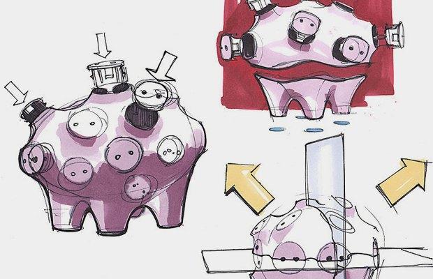 Промдизайнер Кирилл Мусиенко о том, как совмещать дизайн и изобретательство. Изображение № 10.