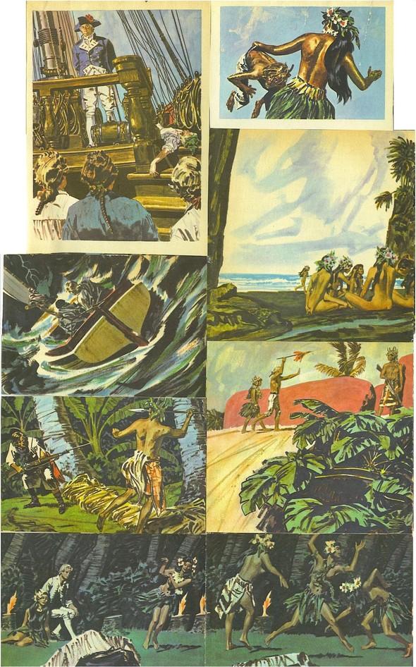 Американские иллюстраторы 40–60гг. ЧАСТЬ 1. Изображение № 74.