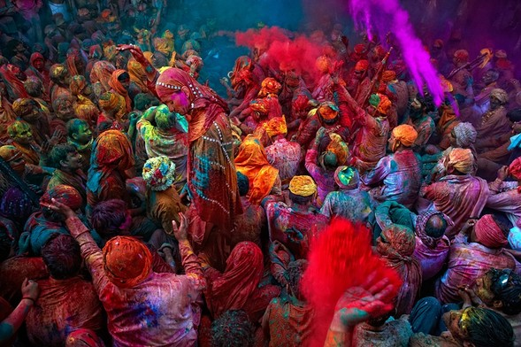 Яркие краски Индии. Изображение № 6.
