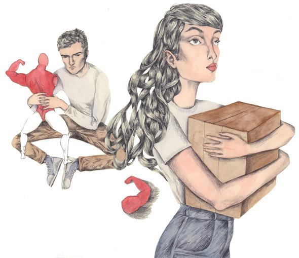 Иллюстрации Riikka Sormunen. Изображение № 27.