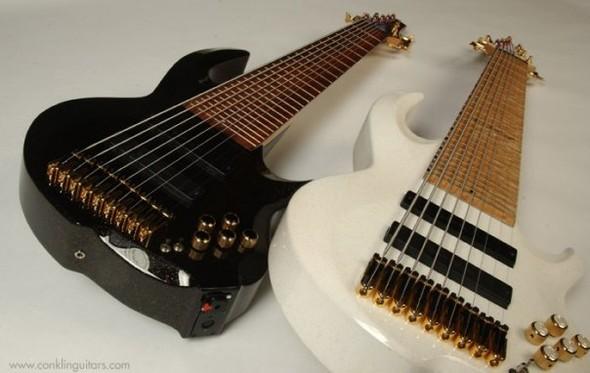 Необычные бас гитары. Изображение № 5.