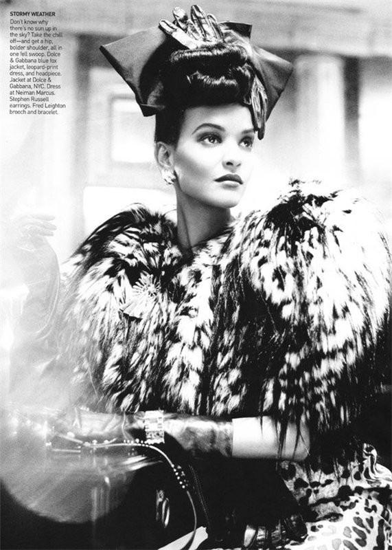 InThe Mood. Vogue US September 2009. Изображение № 8.