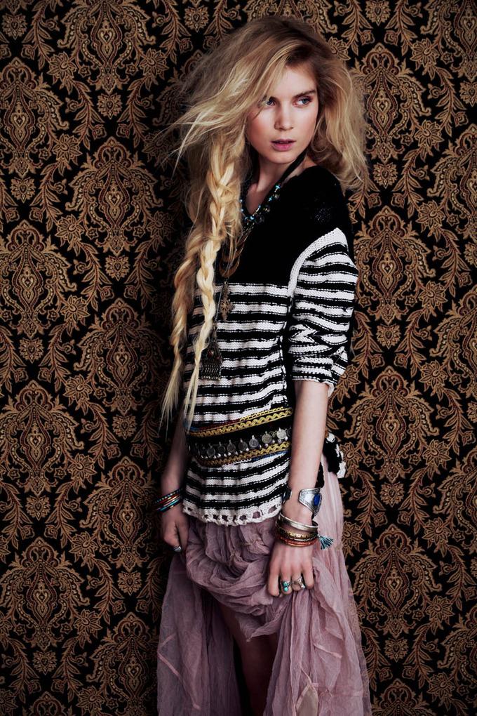 Показаны новые лукбуки Zara, Free People, Mango и других марок. Изображение № 51.
