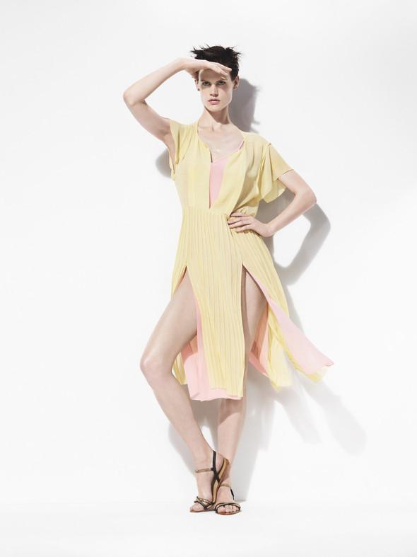 Кампания: Саския де Брау для Zara SS 2012. Изображение № 5.