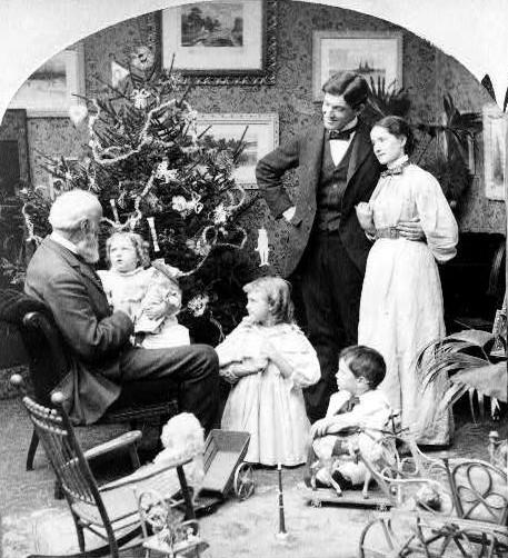 Рождественский дух. Изображение № 7.