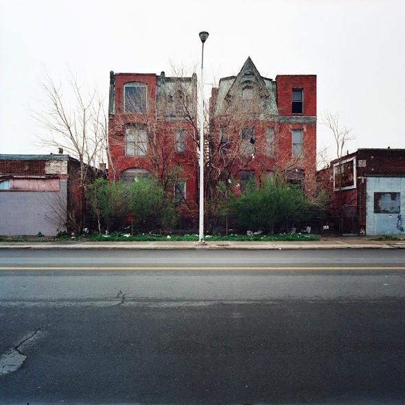 100 заброшенных домов. Изображение № 16.