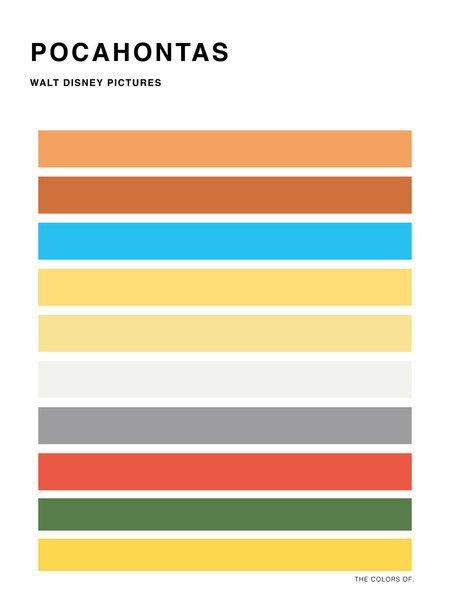 Дизайнер выбрал цвета из фильмов Миядзаки и Disney. Изображение № 18.