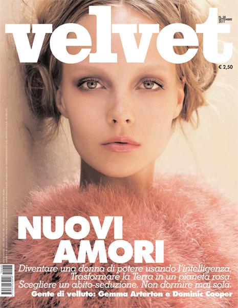 Обложки: Russh, Love и Velvet. Изображение № 7.
