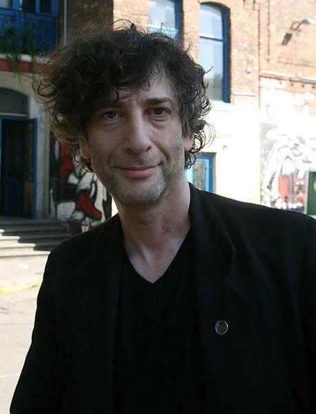 Нил Гейман (фото: Manfred Werner). Изображение № 1.