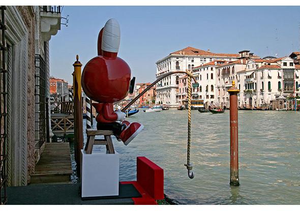 Изображение 121. Венецианская Биеннале: Занимательная география.. Изображение № 125.