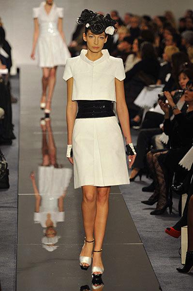 Chanel Spring 2009 Haute Couture. Изображение № 4.