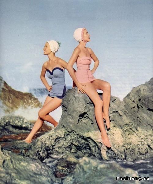 Ретро-купальники. Изображение № 16.