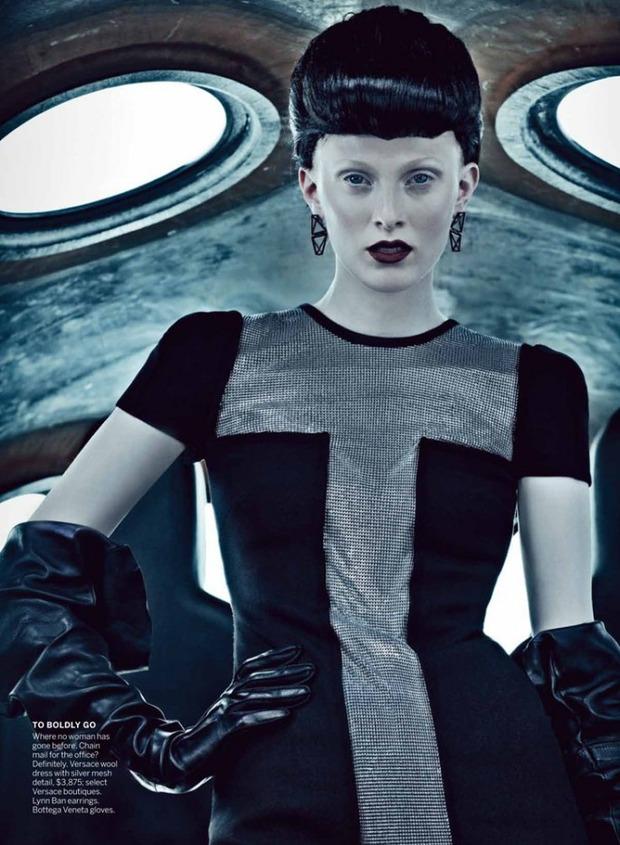 Новые съемки Dazed & Confused, Vogue, i-D и W Magazine. Изображение № 47.