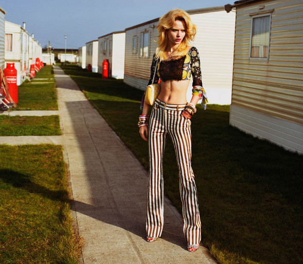 Съёмки: Interview, Oyster, Wonderland и другие. Изображение № 39.