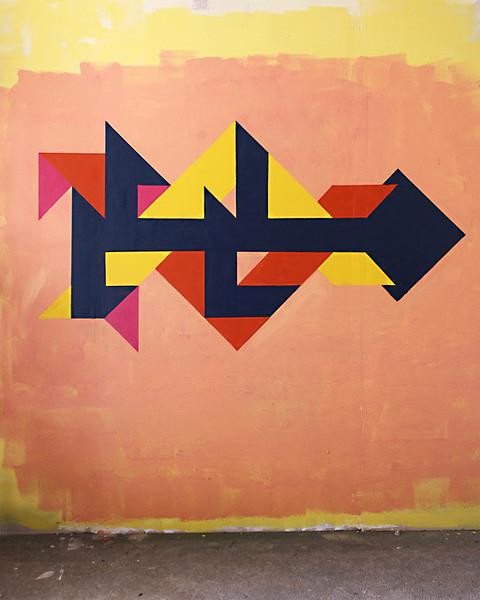 Абстрактное граффити: Стрит-художники об улицах, публике, опасности и свободе. Изображение № 51.