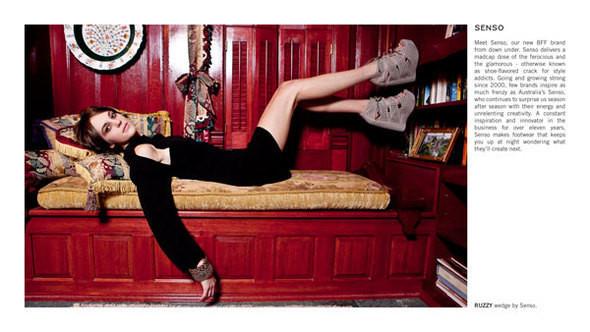 Изображение 18. Лукбуки обуви: Jeffrey Campbell, Modern Vintage и Solestruck.. Изображение № 34.