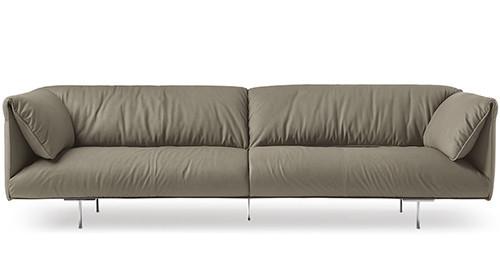 Модный диван John-John от Poltrona Frau. Изображение № 3.