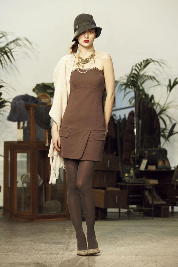 Ретро всегда в моде. Aniye By, осень-зима 2012/13. Изображение № 5.