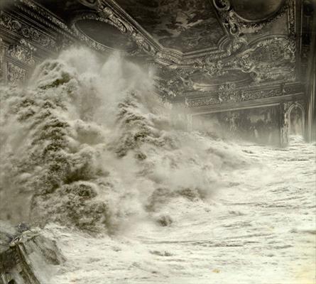 Накрыло волной: Наводнения и апокалипсисы Пабло Геновеса. Изображение № 15.