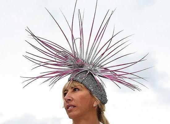 Самые необычные иизысканных шляпки Royal Ascot. Изображение № 48.