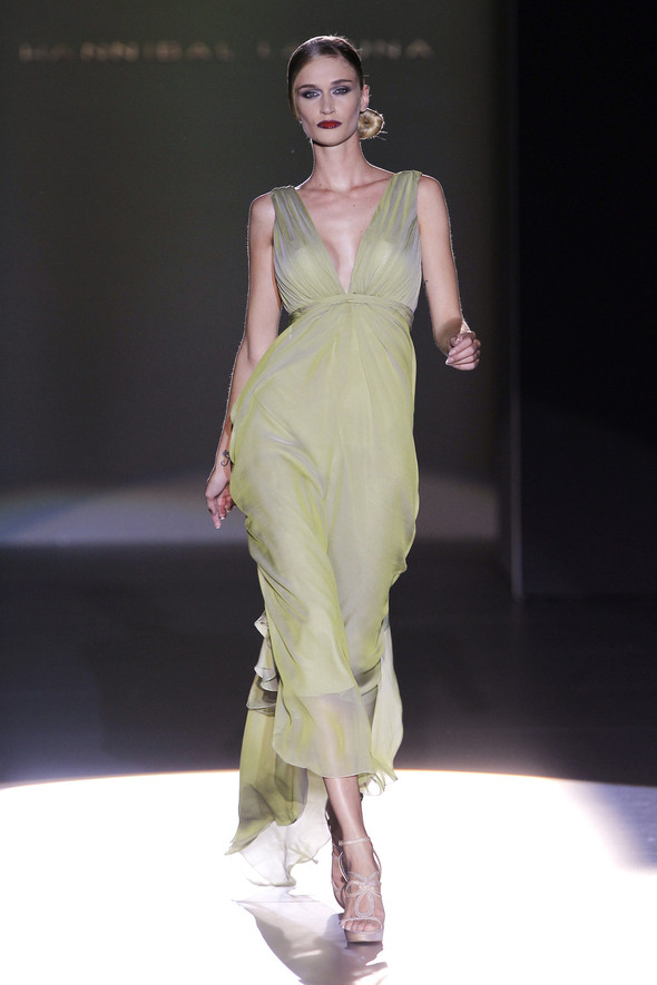Madrid Fashion Week SS 2012: Hannibal Laguna. Изображение № 15.