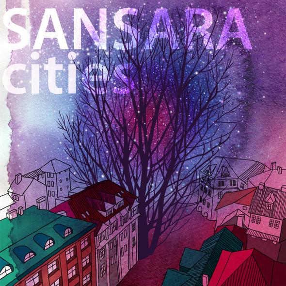 """Новый сингл и видео - """"SANSARA"""" - ГОРОДА. Изображение № 1."""