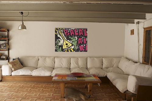 Изображение 7. Граффити панели ROCK-N-WALL.. Изображение № 7.