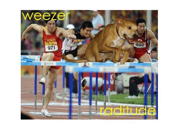 Журнал Spin Magсошел сума вместе сгруппой Weezer. Изображение № 6.