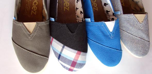 Обувь PAEZ - теперь и в России. Изображение № 12.