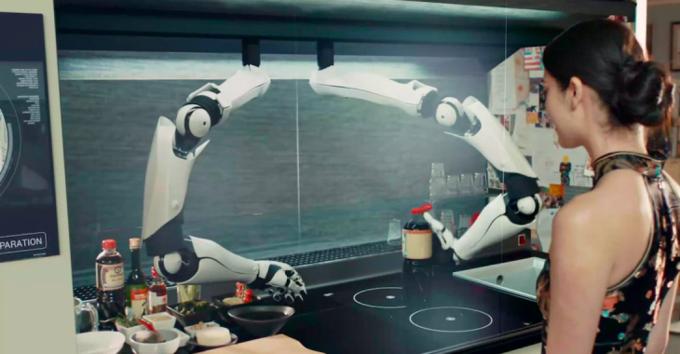 В Лондоне создают робота шеф-повара . Изображение № 1.