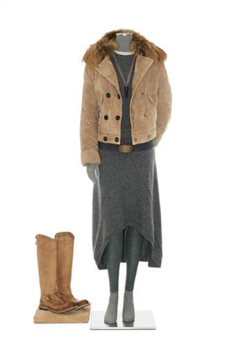 Brunello Cucinelli: лукбук осень-зима 2011/2012. Изображение № 40.