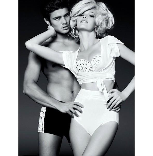 Изображение 54. Рекламные кампании: Chanel, Donna Karan, Stella McCartney и другие.. Изображение № 53.
