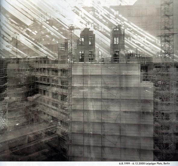 Сфотографировать Время! Проект Michael Wesely. Изображение № 2.