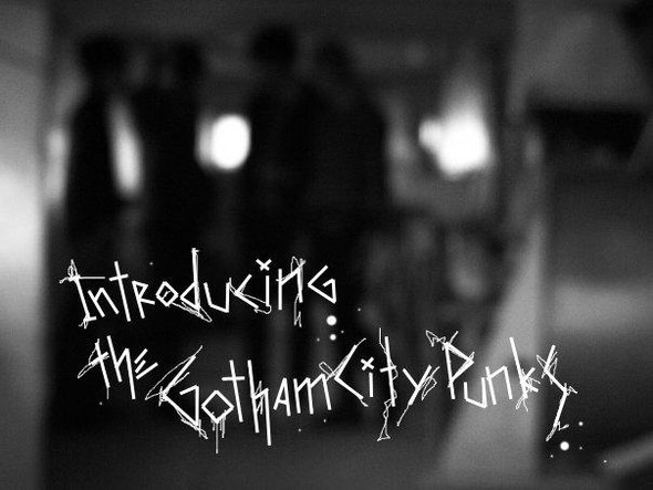 Ревью – Gotham City Punks – 2009 Introducing. (EP). Изображение № 1.