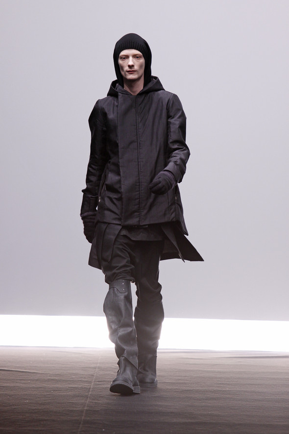 Rick Owens Fall Winter 2009 2010. Изображение № 33.